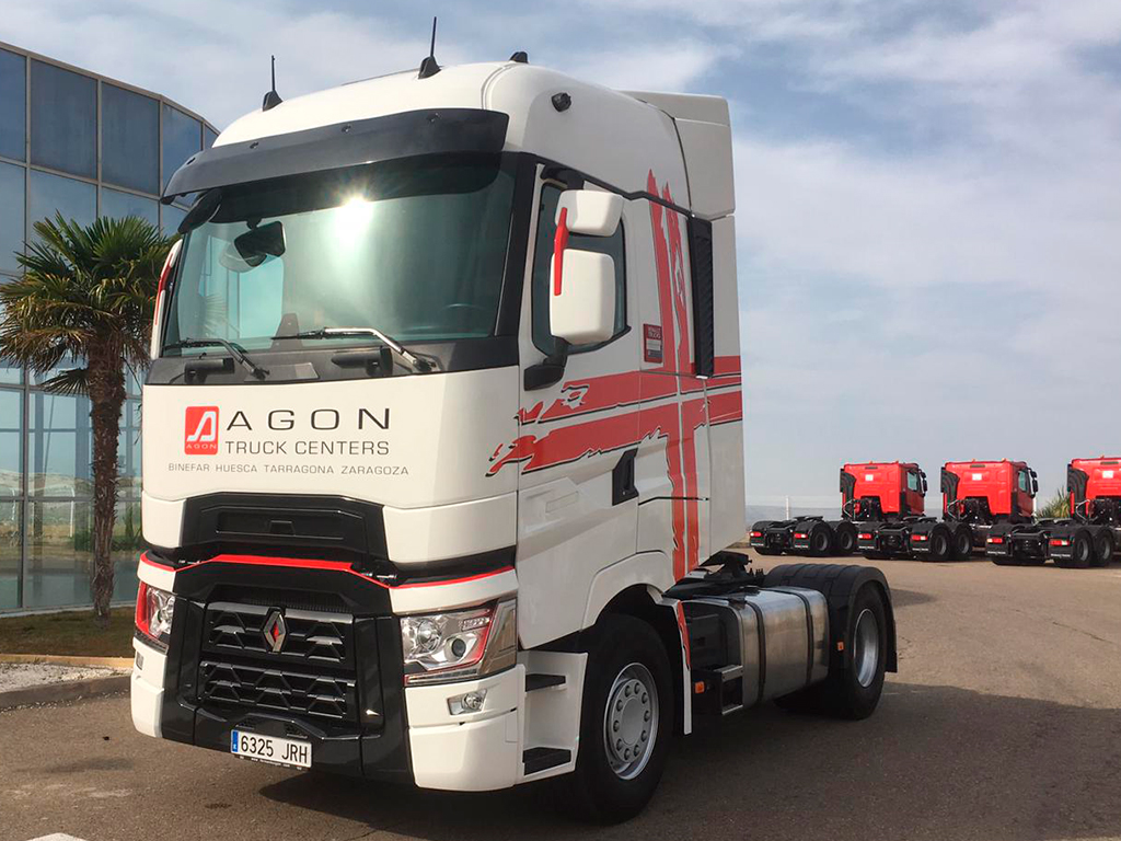 AGON TRUCK CENTERS - RENAULT TRUCKS T 520